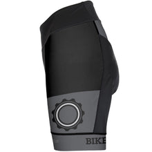 Load image into Gallery viewer, BIKEFIX Gray - Women Cycling Shorts