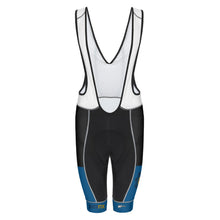 Load image into Gallery viewer, BIKEFIX Blue V - Men Cycling Bib