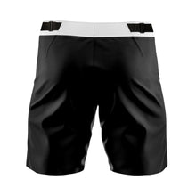Load image into Gallery viewer, North of the Border Black - MTB baggy shorts