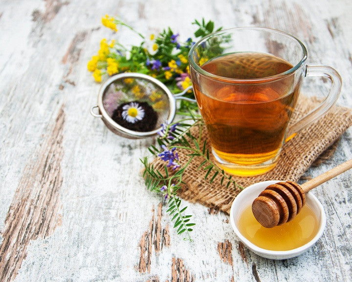 Three ways to use organic Assam tea this summer
