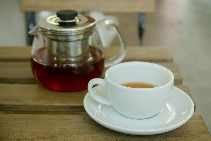Assam tea in English Breakfast and other breakfast blends