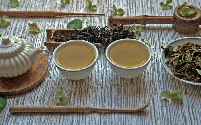 Organic Green Tea - Blending Flavor and Tradition