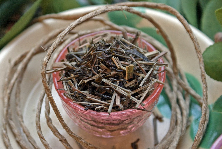 Green Lemongrass Flare - Organic Green Tea with Lemongrass