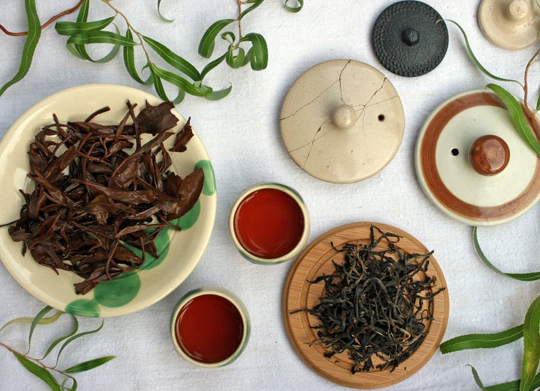 Queen of Assam - Organic Black Tea