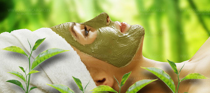 Green Tea For Facial
