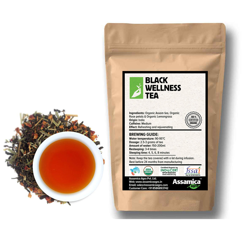 Black Wellness Tea