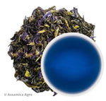 Lavish Green Blue Tea