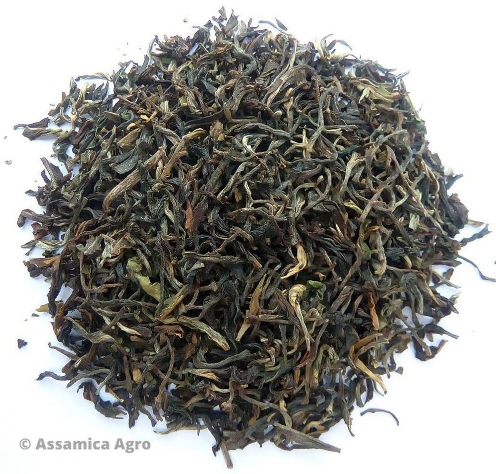 Load image into Gallery viewer, Darjeeling Black Tea: Delicate Dreams of Darjeeling - Dry Leaves