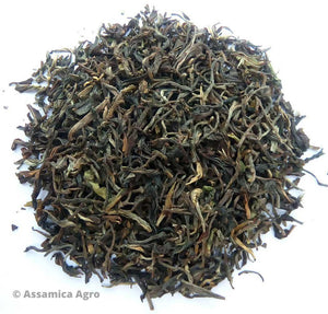 Darjeeling Black Tea: Delicate Dreams of Darjeeling - Dry Leaves