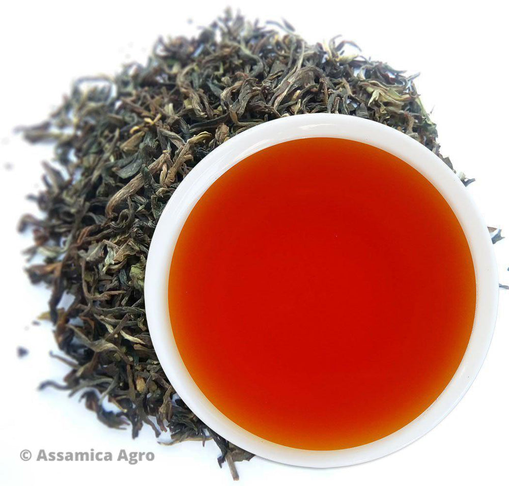 Darjeeling Black Tea: Delicate Dreams of Darjeeling