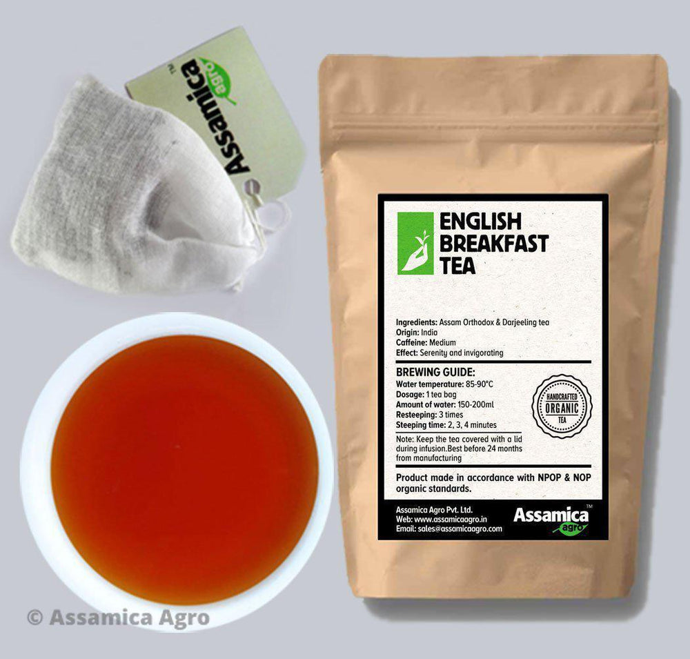 English Breakfast Tea - 10 Tea Bags
