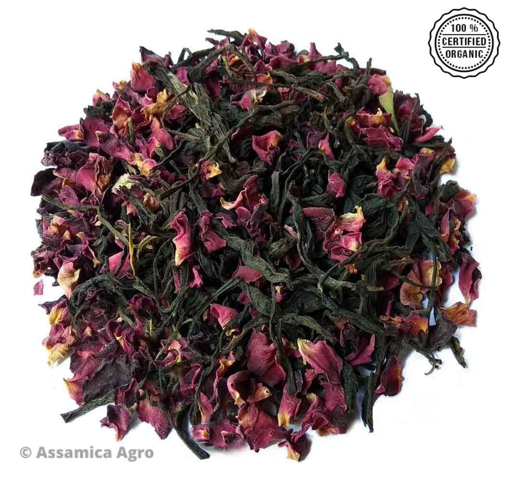 Load image into Gallery viewer, Flowery Rose Oolong-10 Tea Bags