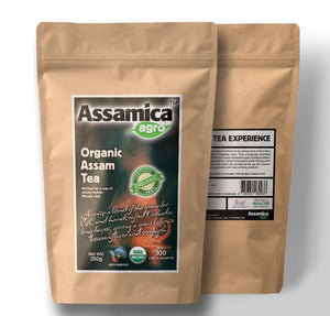 Load image into Gallery viewer, Organic Assam Chai Tea - 250g Pouch