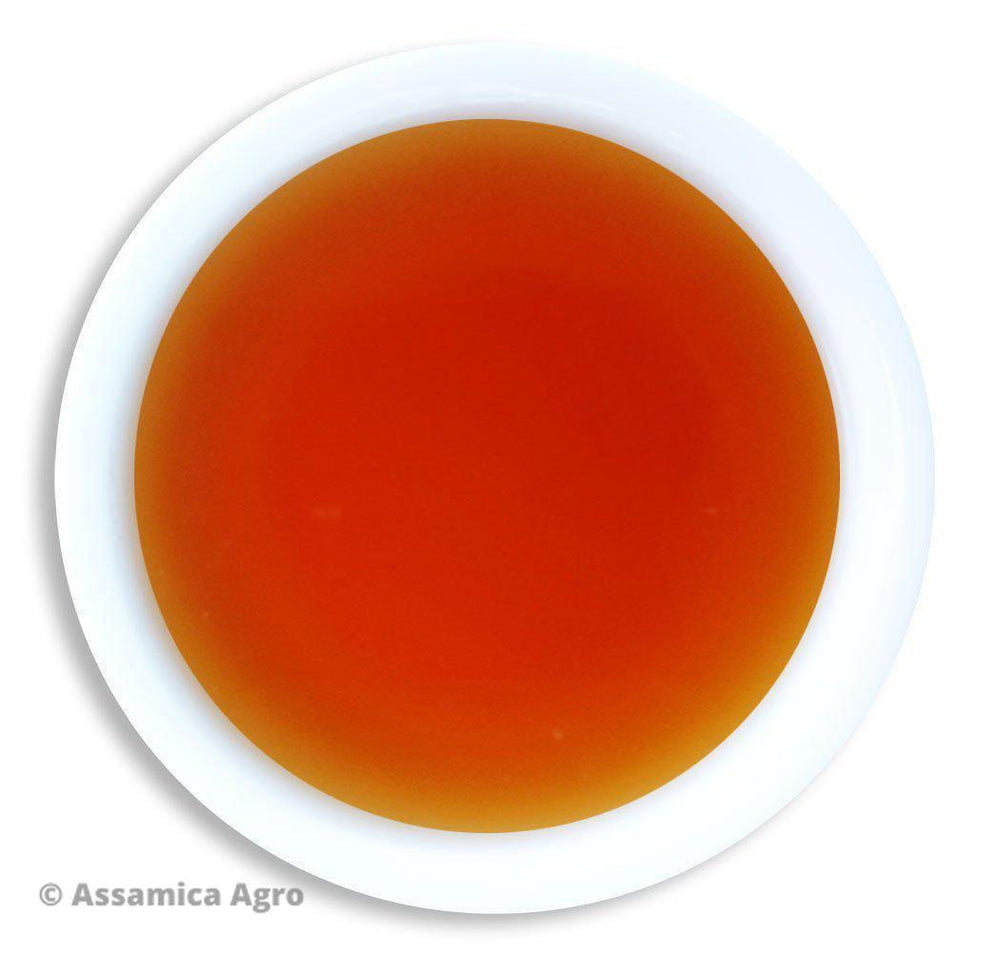 Load image into Gallery viewer, Organic Assam Black Wellness Tea - Brew