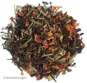 Load image into Gallery viewer, Organic Assam Black Wellness Tea - Dry Leaves