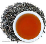 Handcrafted Organic Assam Orthodox Tea - Wet Leaves