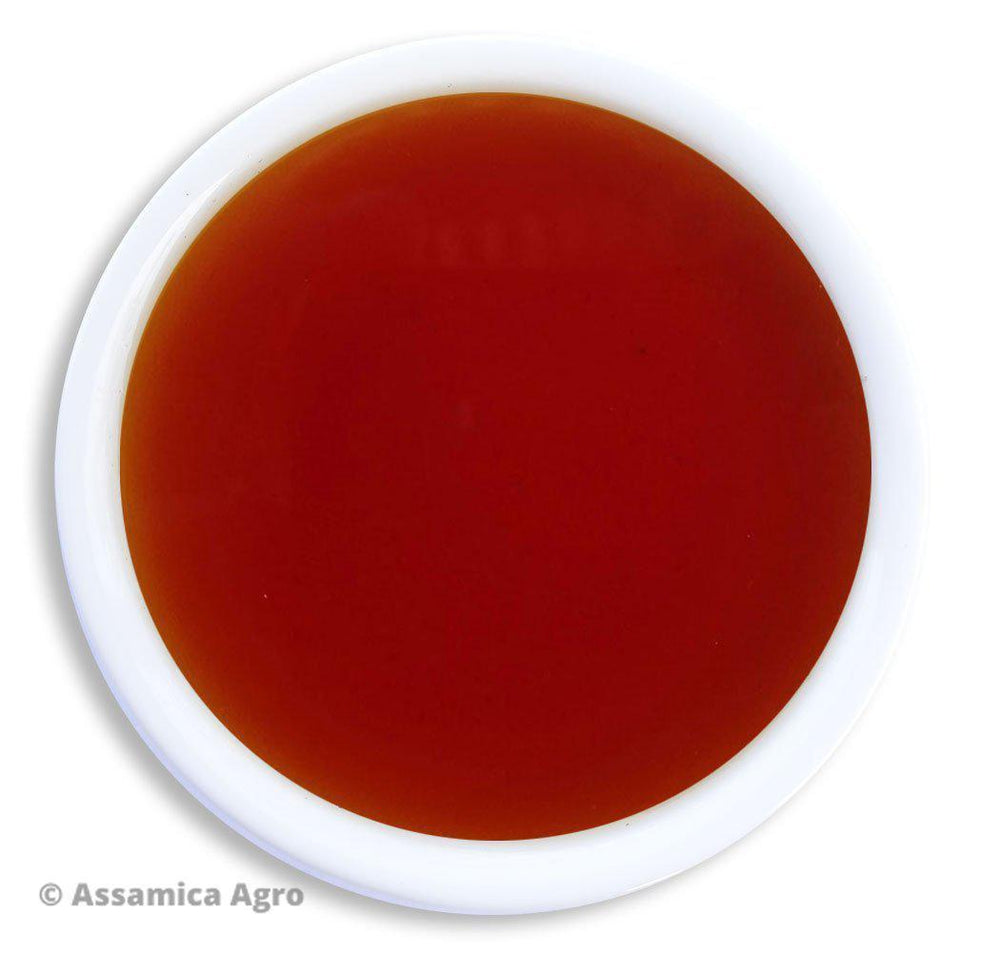 Load image into Gallery viewer, Organic Assam Tea: Classical Morning Delight - Brew
