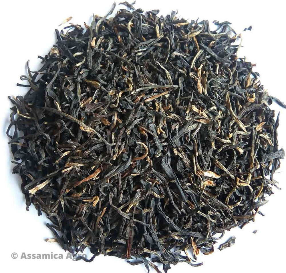 Load image into Gallery viewer, Organic Assam Tea: Classical Morning Delight - Dry Leaves