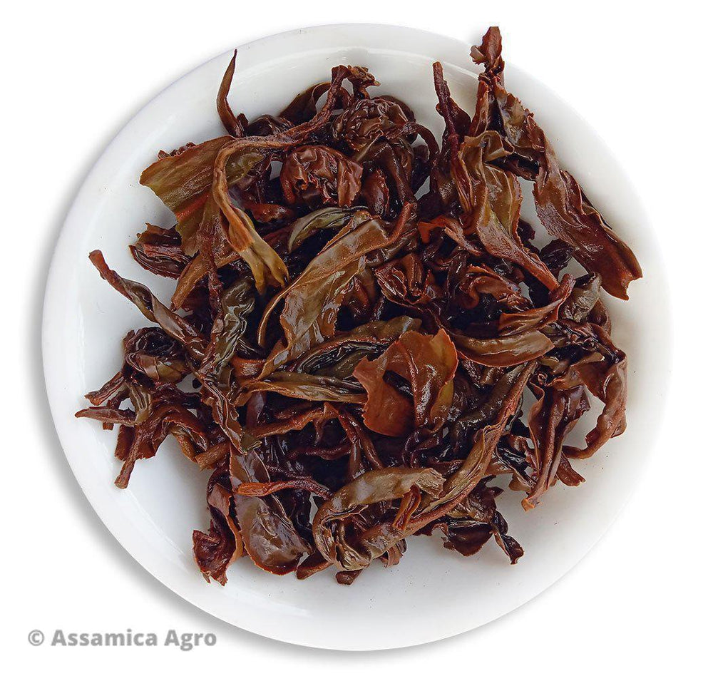 Load image into Gallery viewer, Organic Assam Tea: Kanoka - Wet Leaves