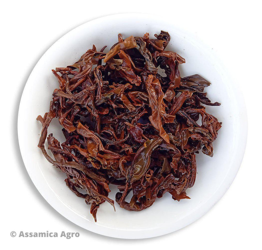 Load image into Gallery viewer, Organic Assam Tea: Queen of Assam - Wet Leaves