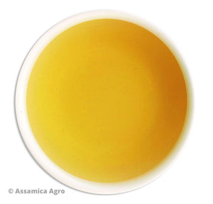 Load image into Gallery viewer, Organic Chamomile Green Tea: Chamomile Green Sunshine - Brew