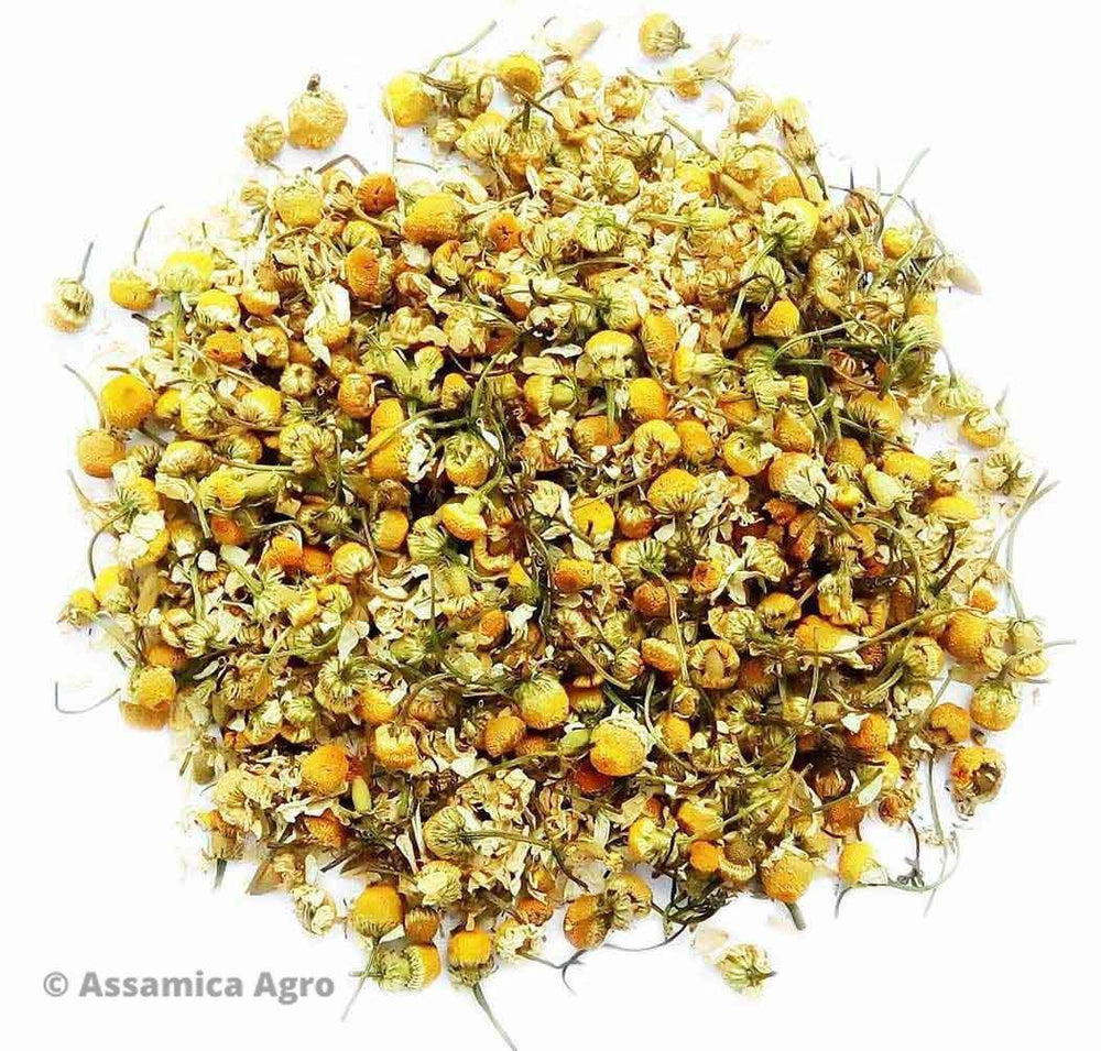 Load image into Gallery viewer, Organic Chamomile Tea: Chamomile Radiance - Dry Leaves