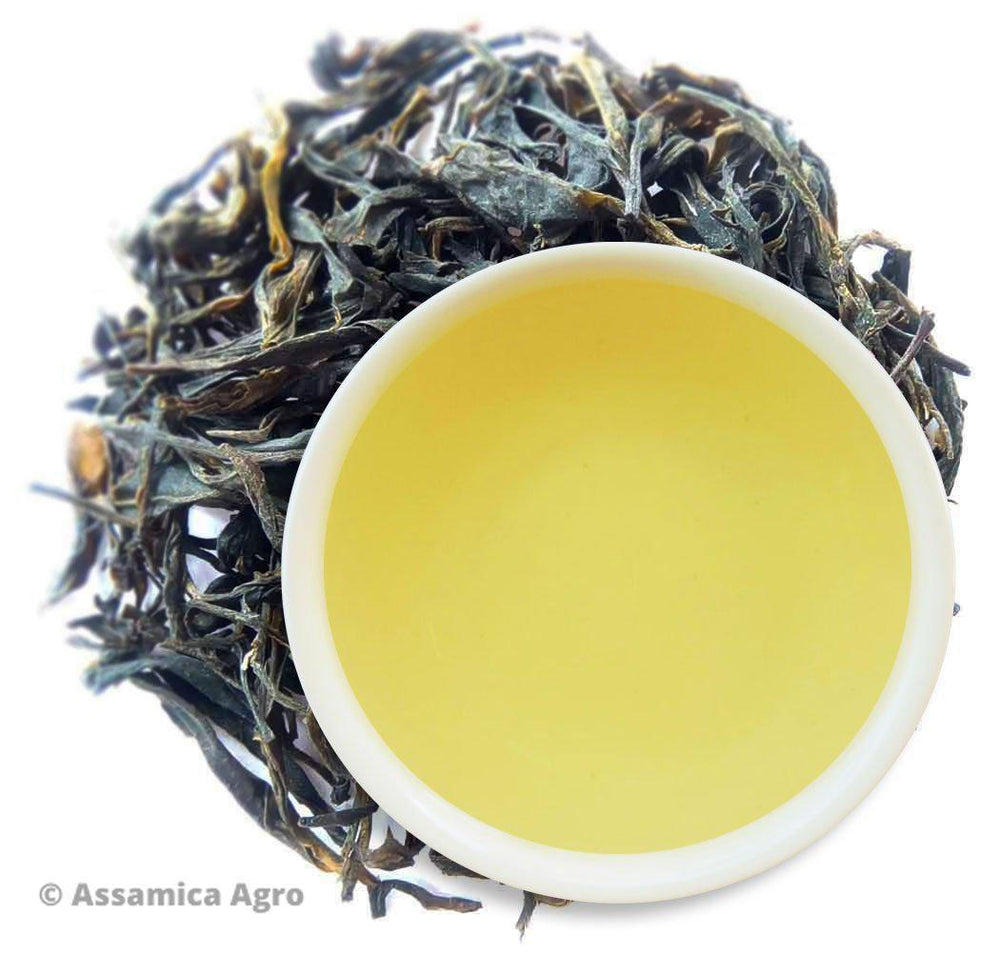 Organic Green Tea: Assam Green Adventure