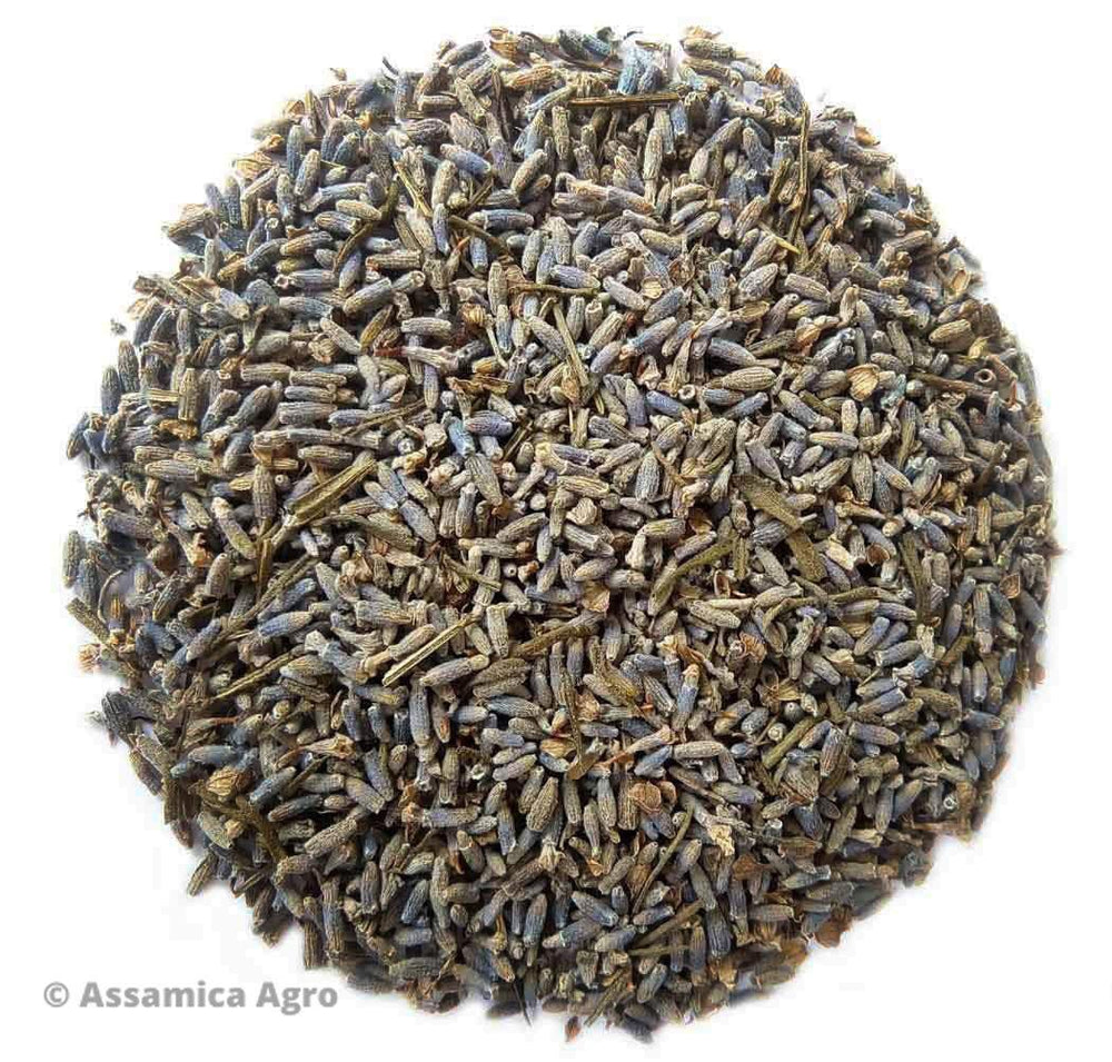 Organic Lavender Tea: Lavender Luxury - Dry Leaves