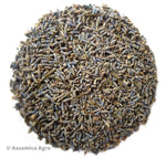 Organic Lavender Tea: Lavender Luxury - Wet Leaves