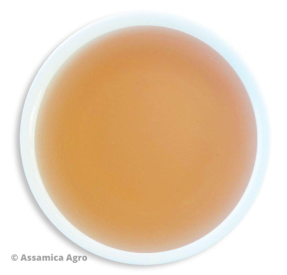 Load image into Gallery viewer, Organic Rose Tea: Rose Delight - Brew