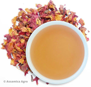 Load image into Gallery viewer, Organic Rose Tea: Rose Delight