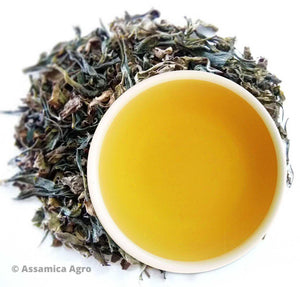 Load image into Gallery viewer, Organic Tulsi Green Tea: Tulsi Green Sensation