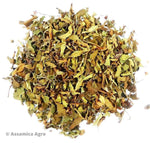 Organic Tulsi Tea: Tulsi Healing - Wet Leaves