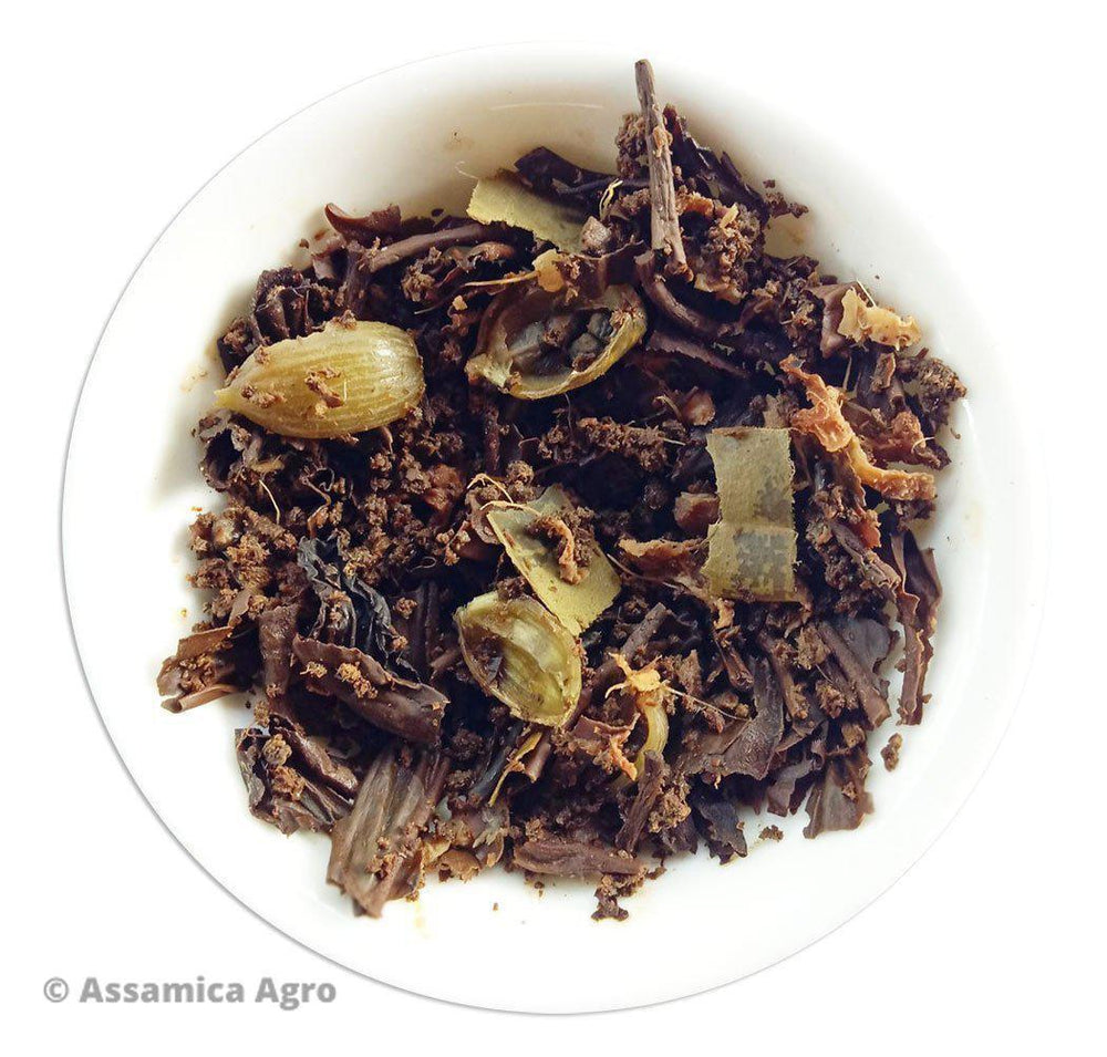 Load image into Gallery viewer, Organic Assam Masala Chai - Wet Leaves