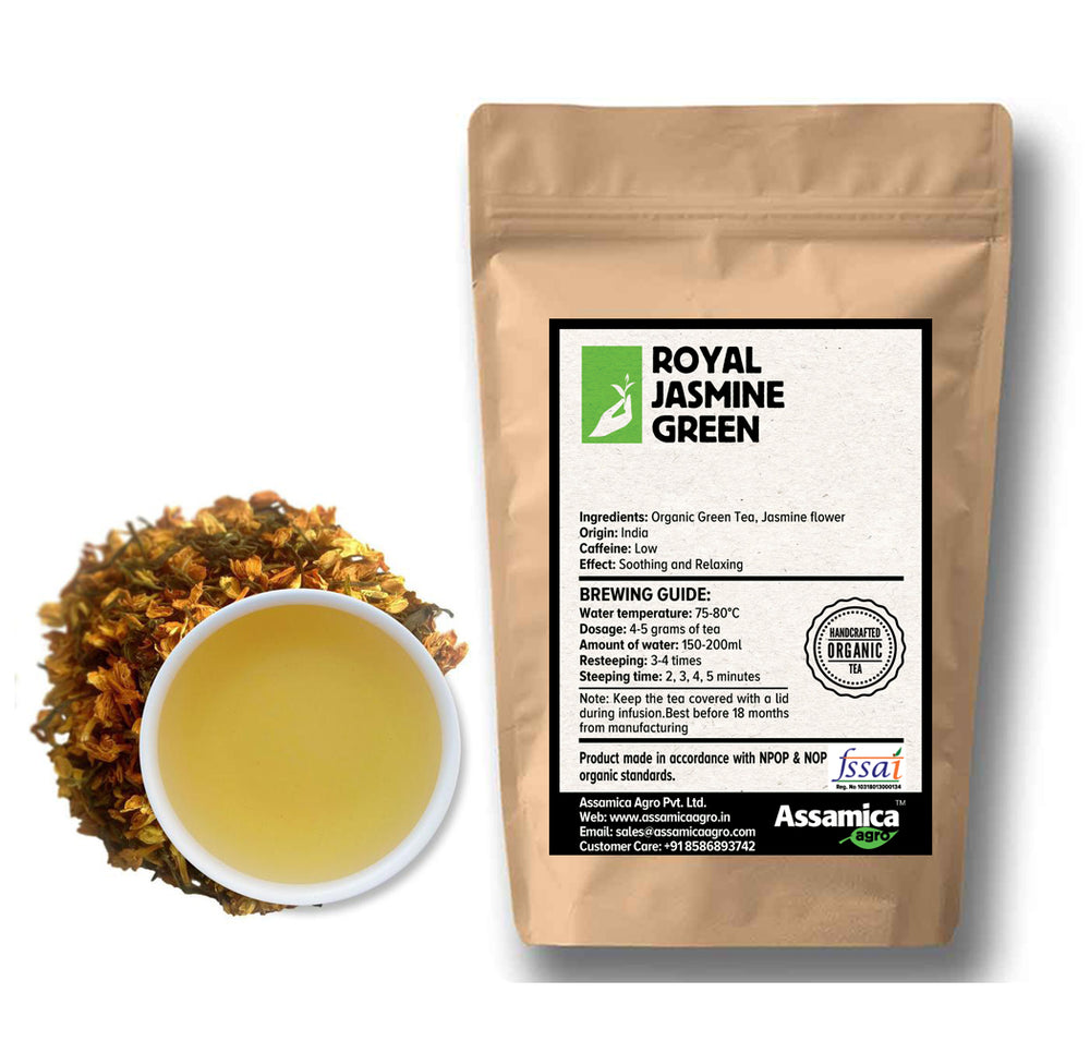 Royal Jasmine Green