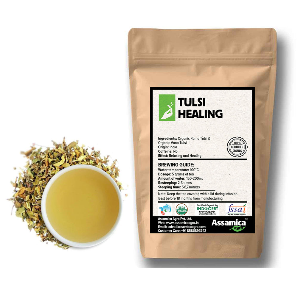 Load image into Gallery viewer, Tulsi Healing