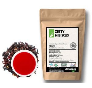Load image into Gallery viewer, Zesty Hibiscus