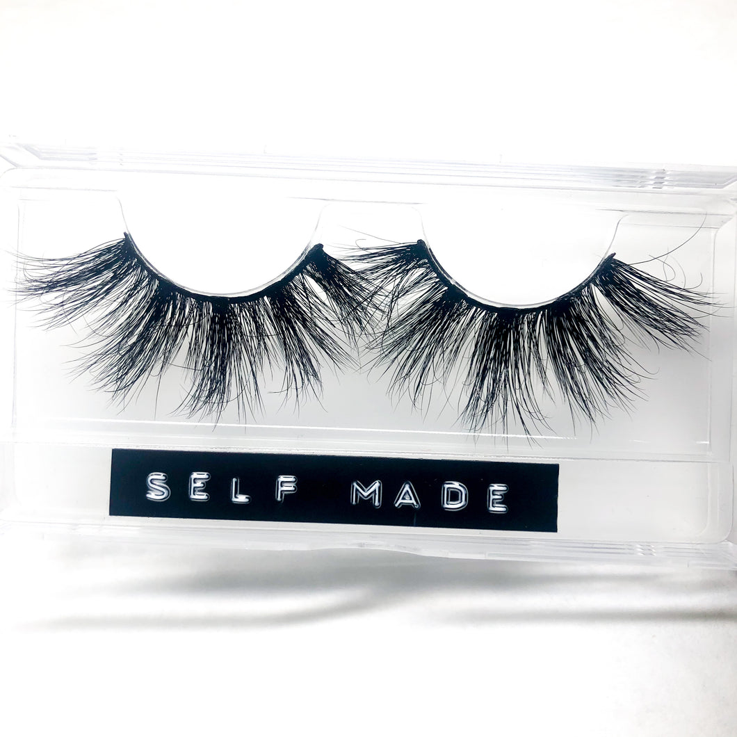 """Self Made"" Lash"