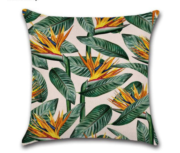Plant Pillow Case