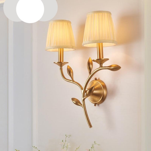 Copper Wall Lamps (Applique)