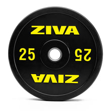Load image into Gallery viewer, ZIVA 10lb and 25lb Olympic Plates for Barbell - Plates Sold Individually