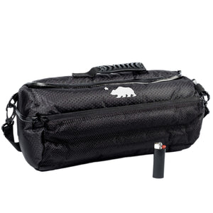 Large duffle with lighter