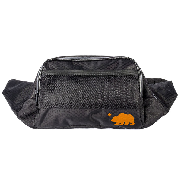 Fanny pack orange logo