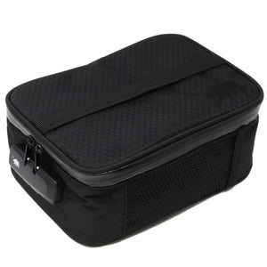 Large black soft case black logo