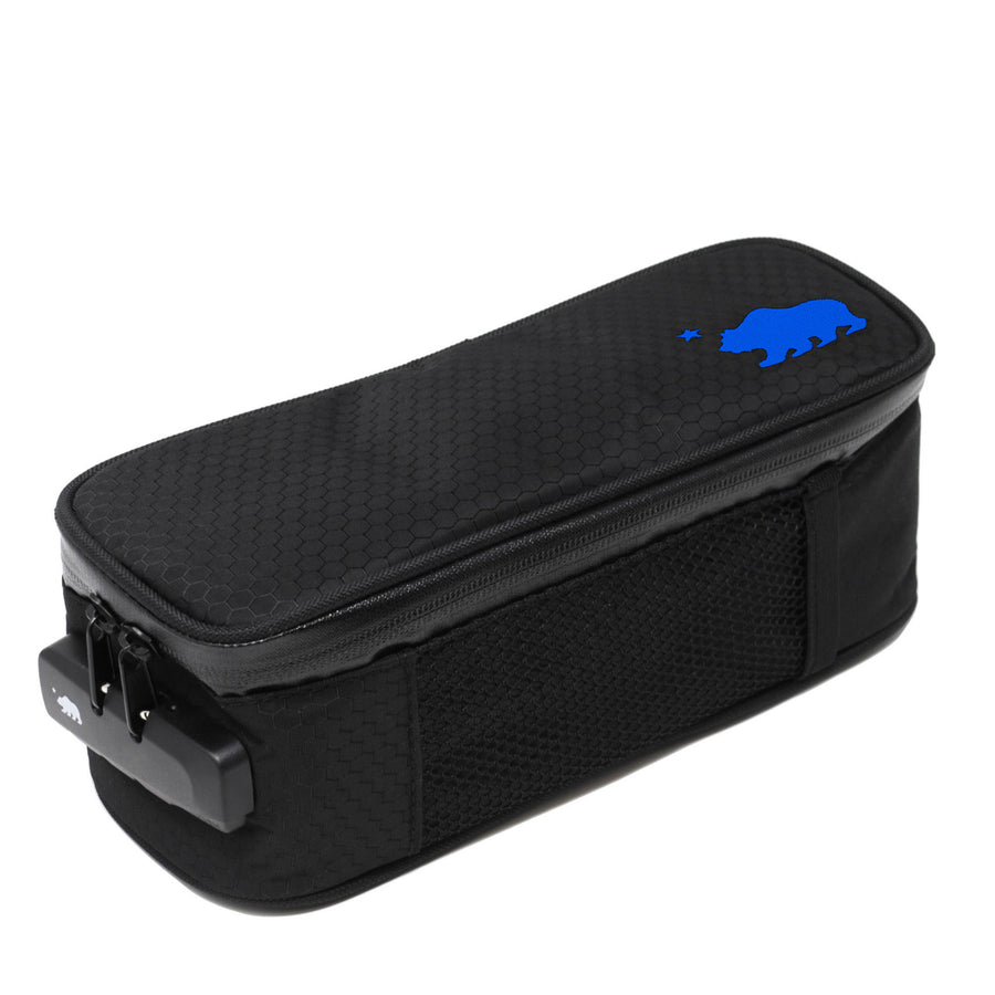 Small case blue logo
