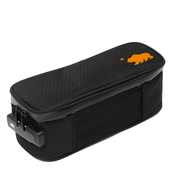 Small case orange logo