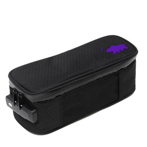 Small case purple logo