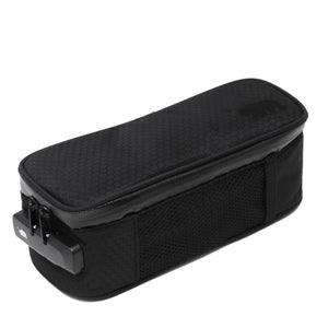 Small black case black logo