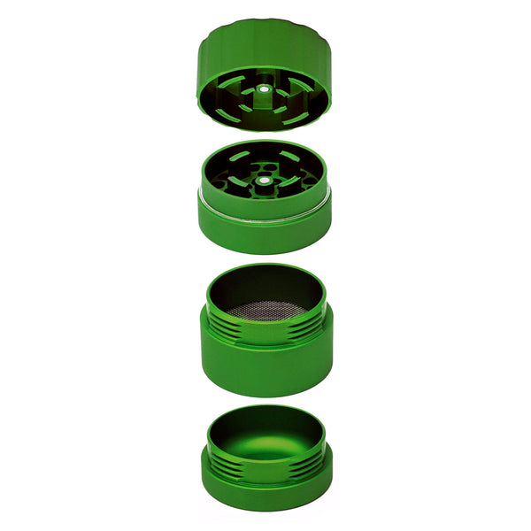 Green pocket parts