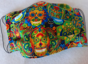 Calaveritas masks